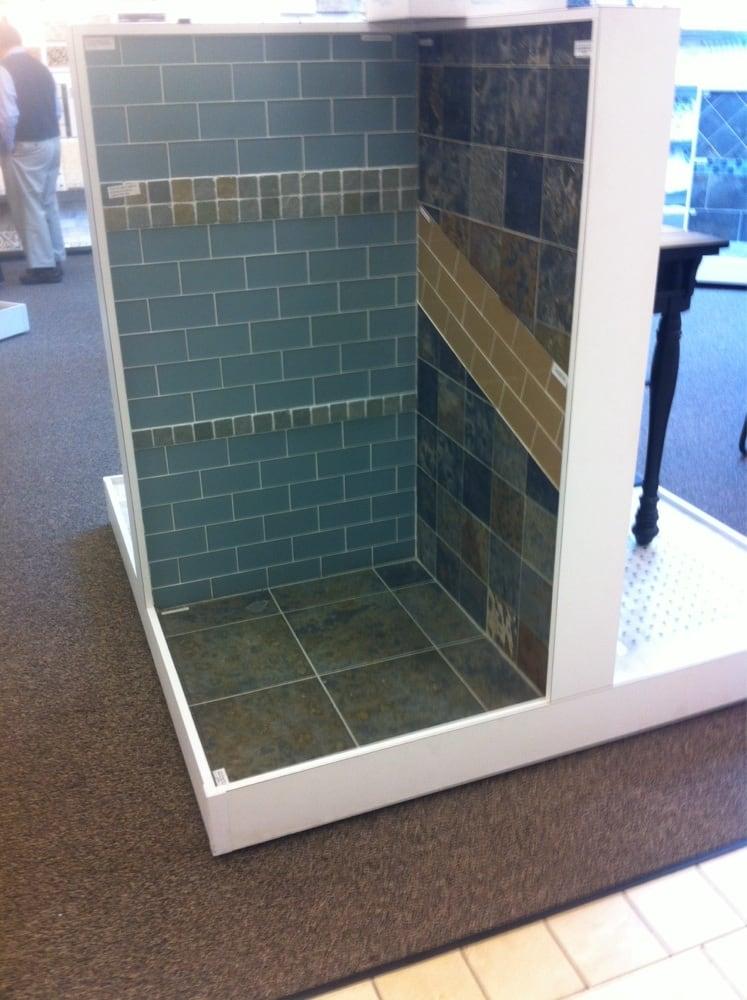 Photo Of Morris Tile Distributors Richmond Va United States Showroom Vignettes