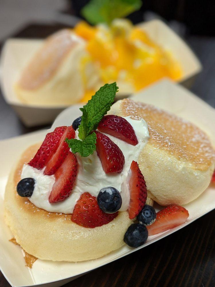 Eggcellent Souffle Pancake
