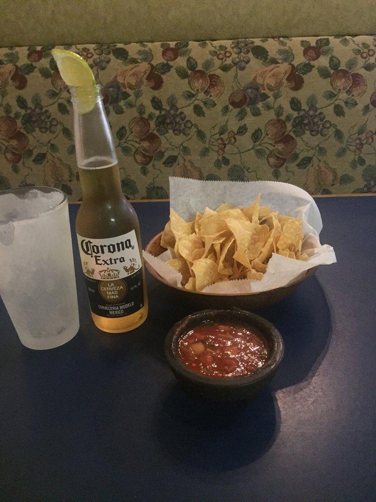 Mazatlan Mexican Restaurant: 47720 School St, Oakridge, OR