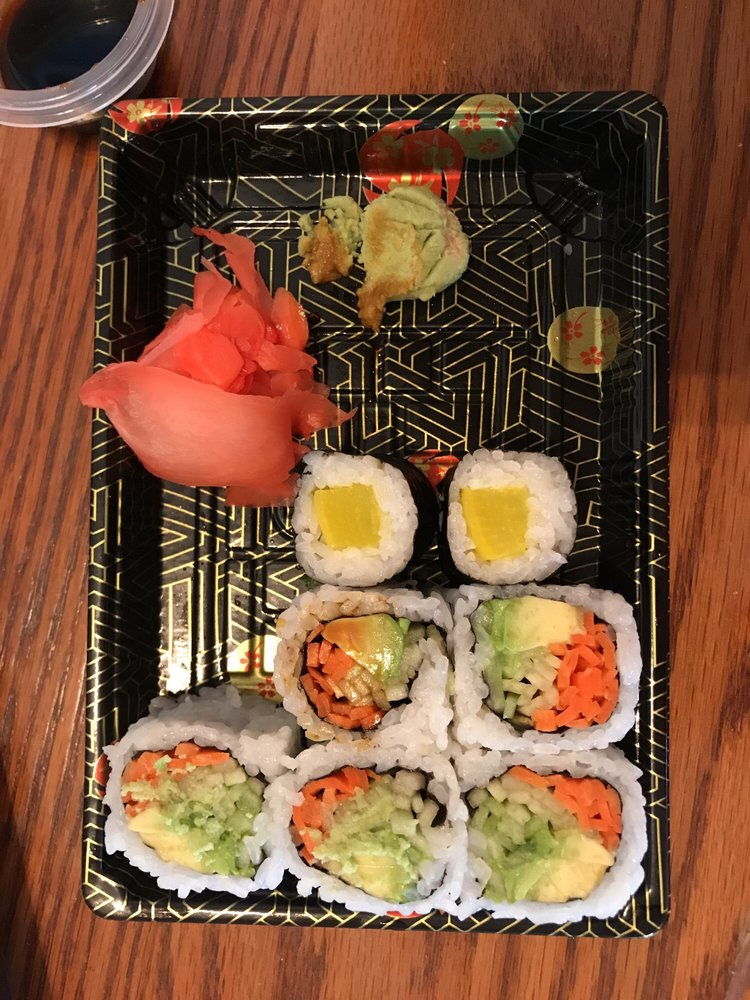 Food from Sushi 2 Go