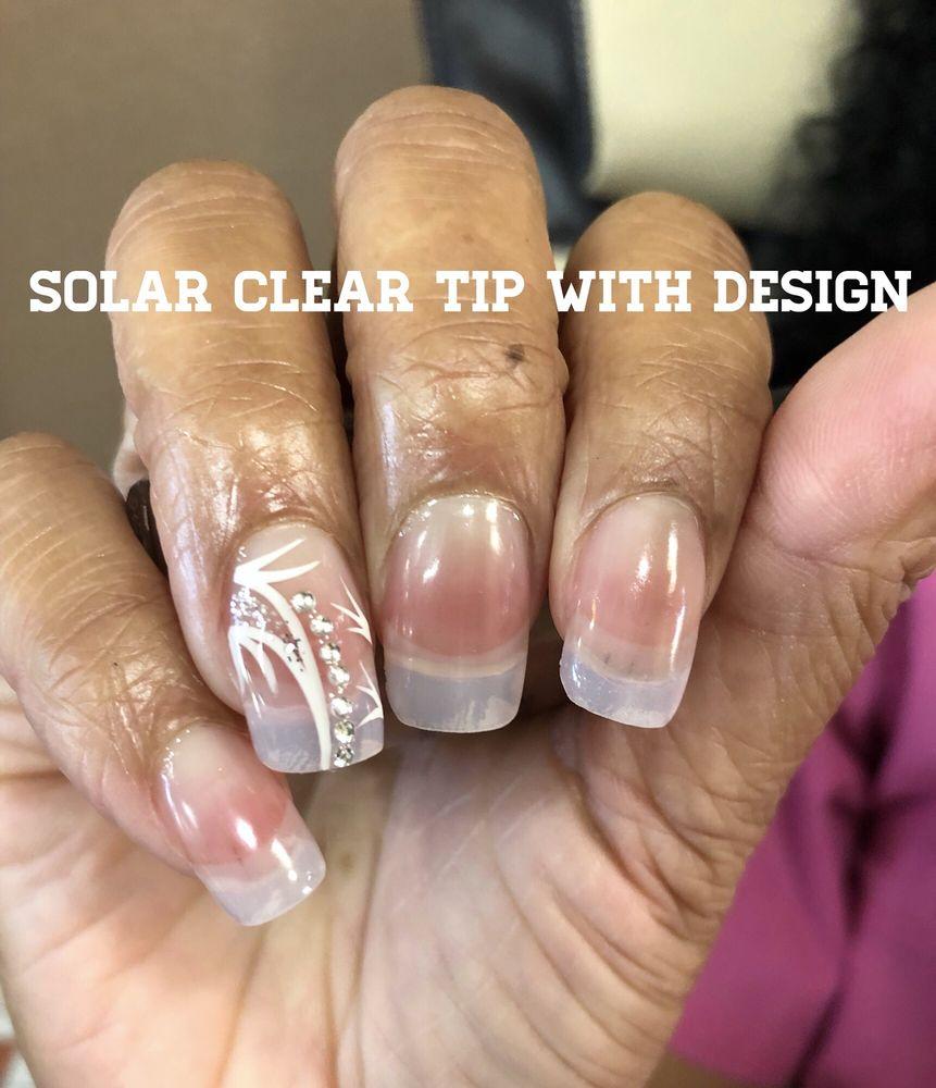 Elegant Nail Spa: 8818 Mars Dr, Waco, TX