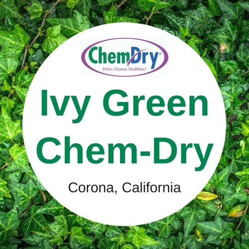 Ivy Green Chem-Dry: 1736 Via Santiago, Corona, CA