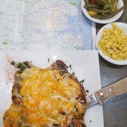 Photo Of Rudy S Family Restaurant Harrington De United States Texas Pork Chop