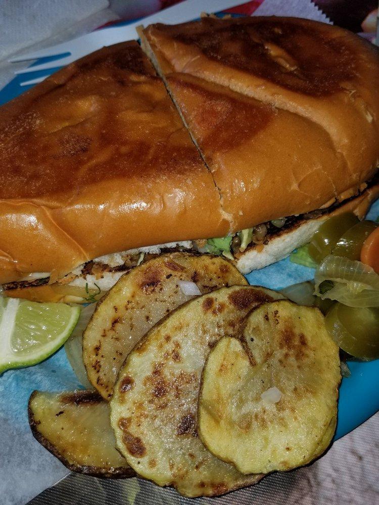 Tacos El Guero: 186 St Hwy 147, Zavalla, TX