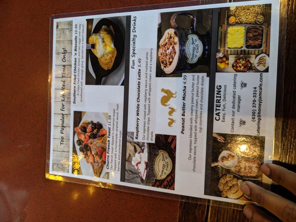 Honey-Jam Cafe - Order Food Online - 270 Photos & 449
