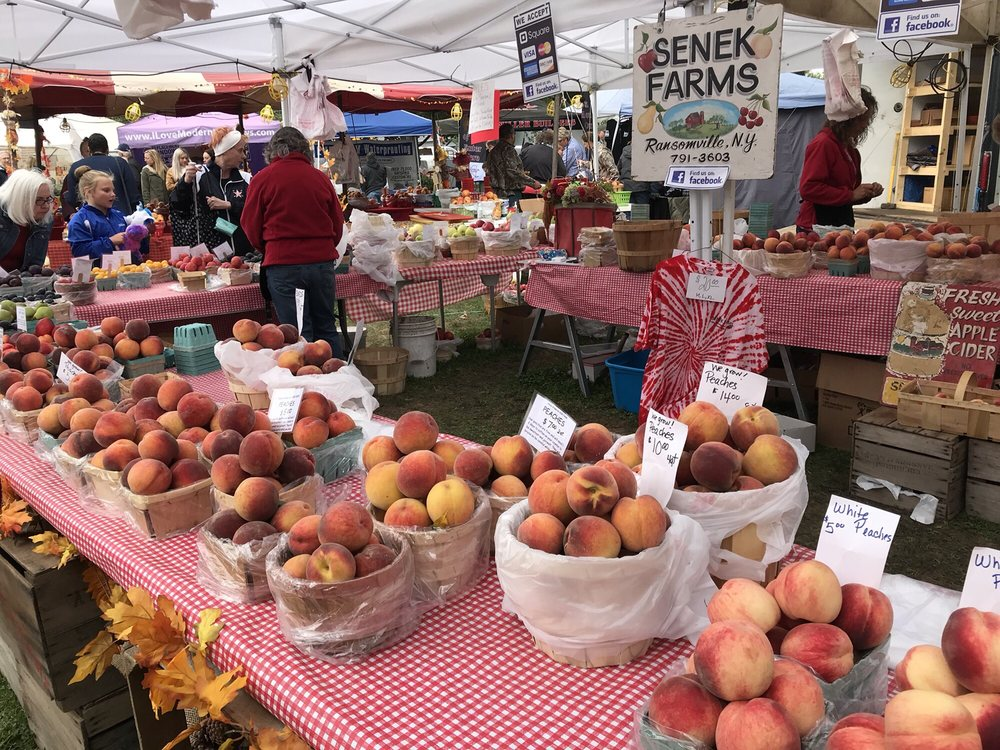 Lewiston Peach Festival: 100 Portage Rd, Lewiston, NY