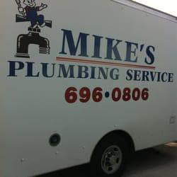 Mike's Plumbing logo
