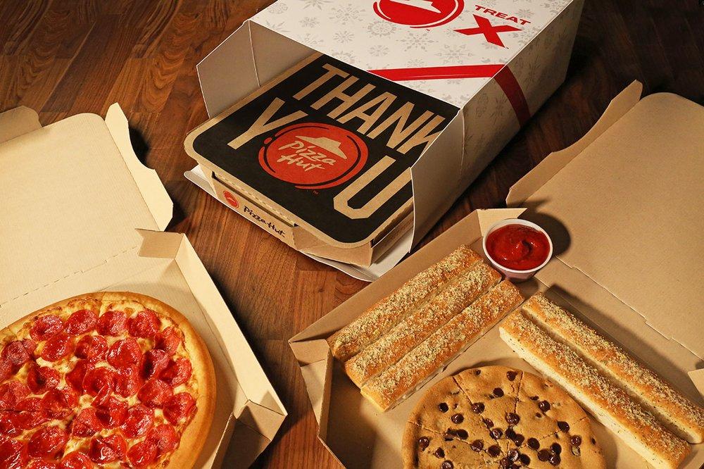 e business pizza hut