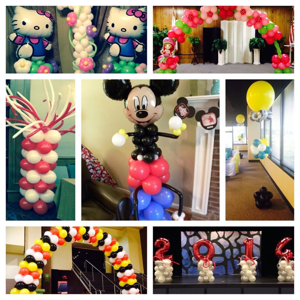 Ann's Balloons & Flowers: Birmingham Al, AL