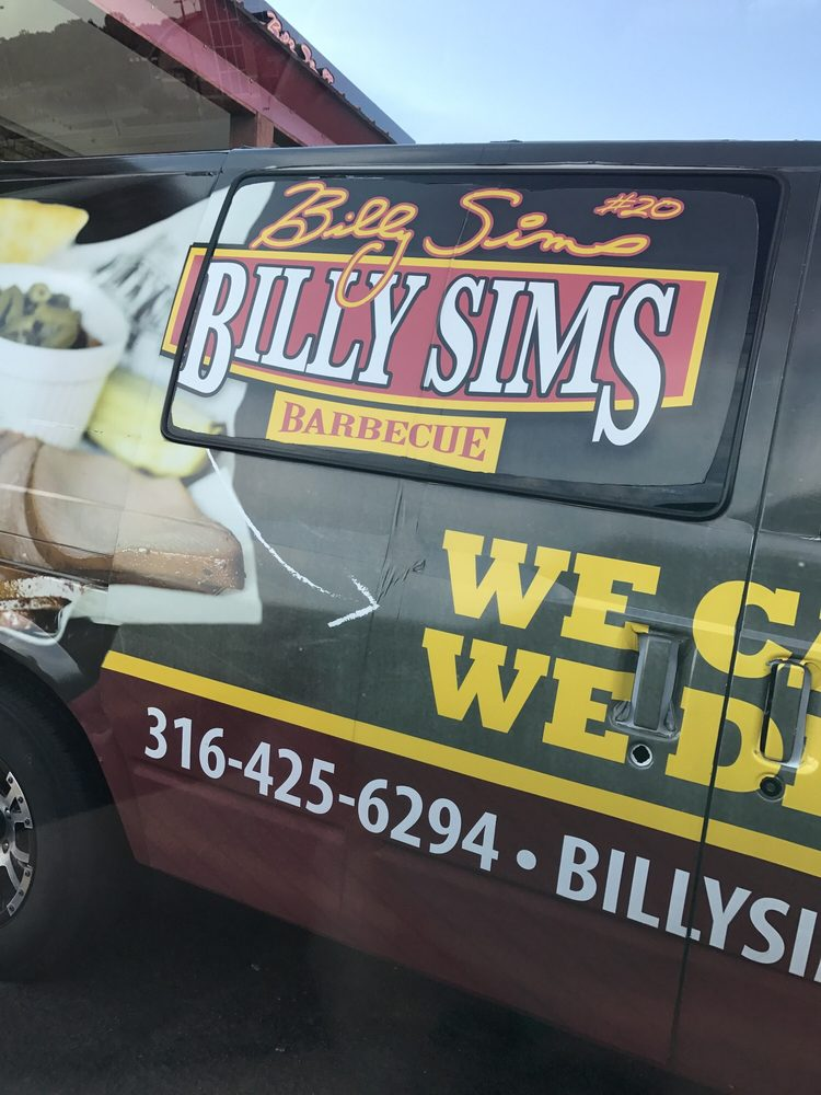 Billy Sims Barbaque: 2113 North Summit St, Arkansas City, KS