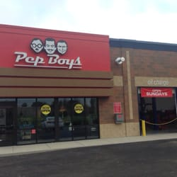 Pep Boys Tires, Parts And Auto Services With more hours and more techs, Pep Boys gets you in (and out) fast. Check out some of our most popular services. tires. Buy 3 tires get the 4th Free INSTANTLY* oil changes Up to $20 OFF with coupon. brakes. Up to $60 OFF Brake Service After MiR.