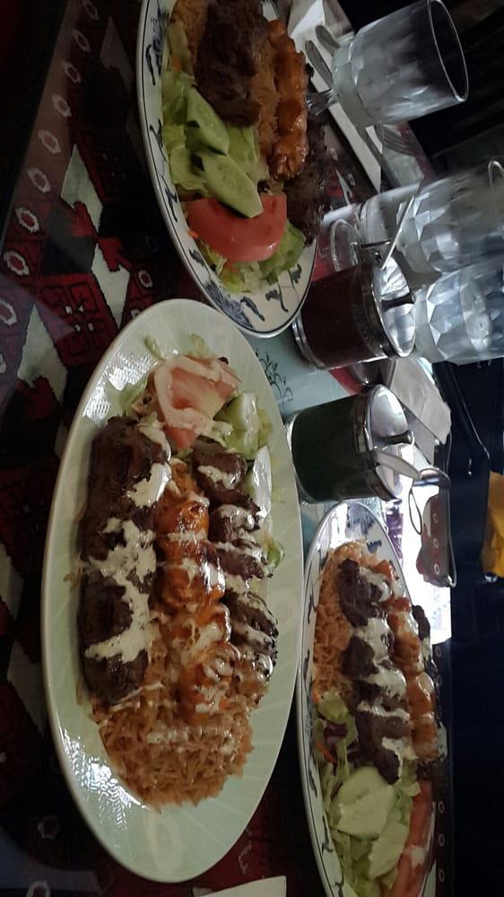 Ariana Afghan Kebab Restaurant New York Ny