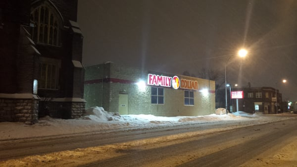 P O Of Family Dollar Store Buffalo Ny United States