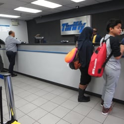 Thrifty Rental Car Reviews Lax