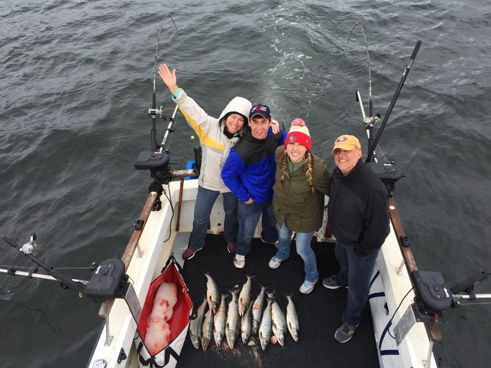 Ketchikan Salmon Fishing: Ketchikan, AK