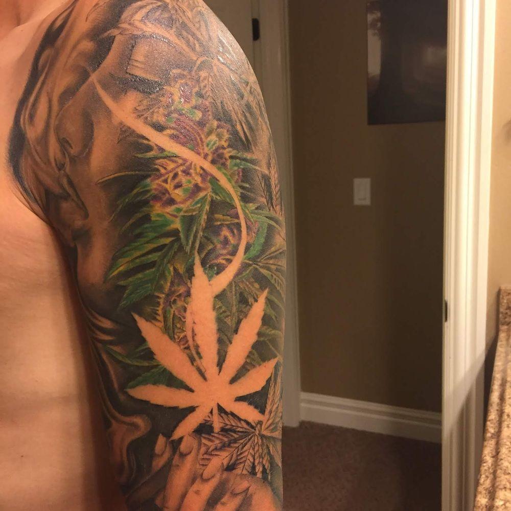 Mack's Tattoos: 150 N 100 W, Cedar City, UT