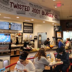 twisted root 217 photos 145 reviews burgers 2400 aviation dr dfw airport tx. Black Bedroom Furniture Sets. Home Design Ideas
