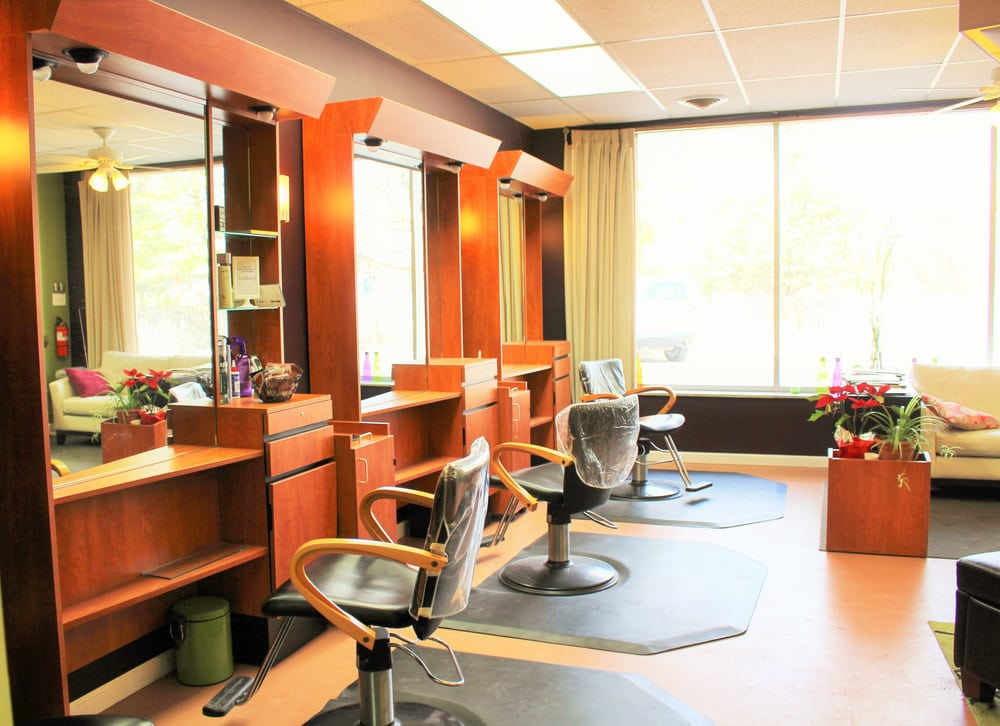 Salon texture sk nhed og spabade 11239 manchester for A m salon equipment st louis mo
