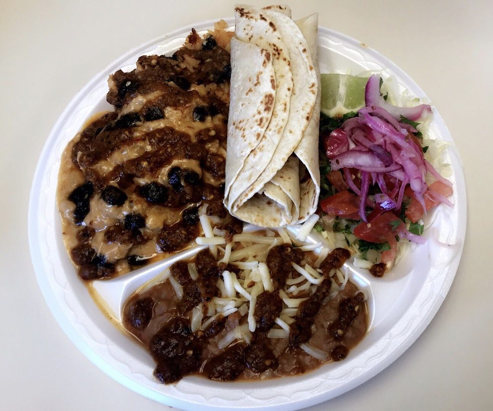 Food from TacoSon
