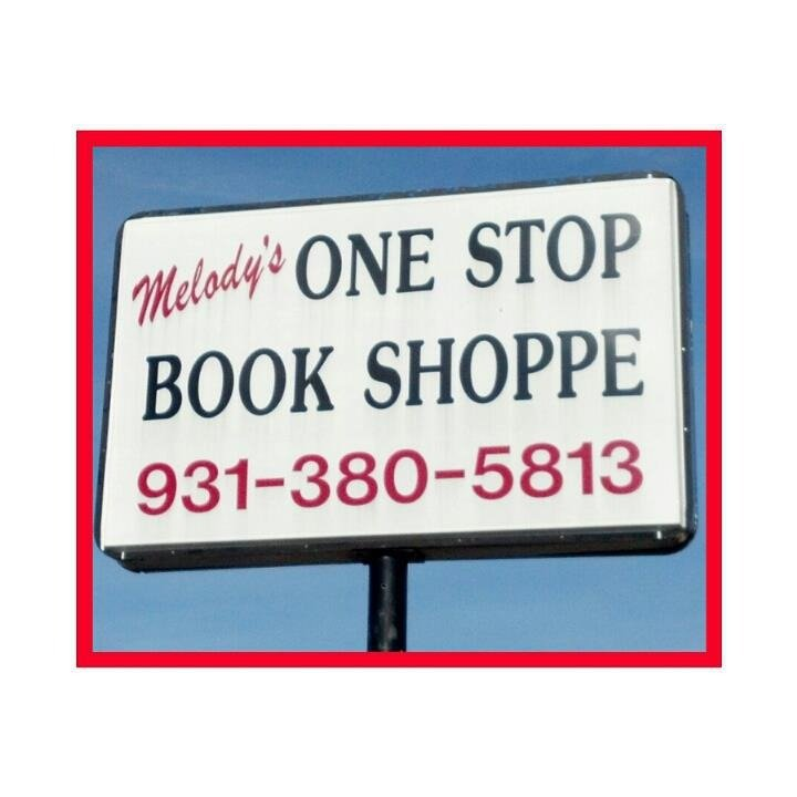 Melody's One Stop Book Shoppe: 1113 S Main St, Columbia, TN