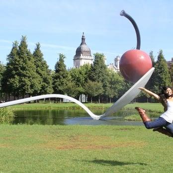 Minneapolis Sculpture Garden 418 Photos 144 Reviews Museums 725 Vineland Pl Minneapolis