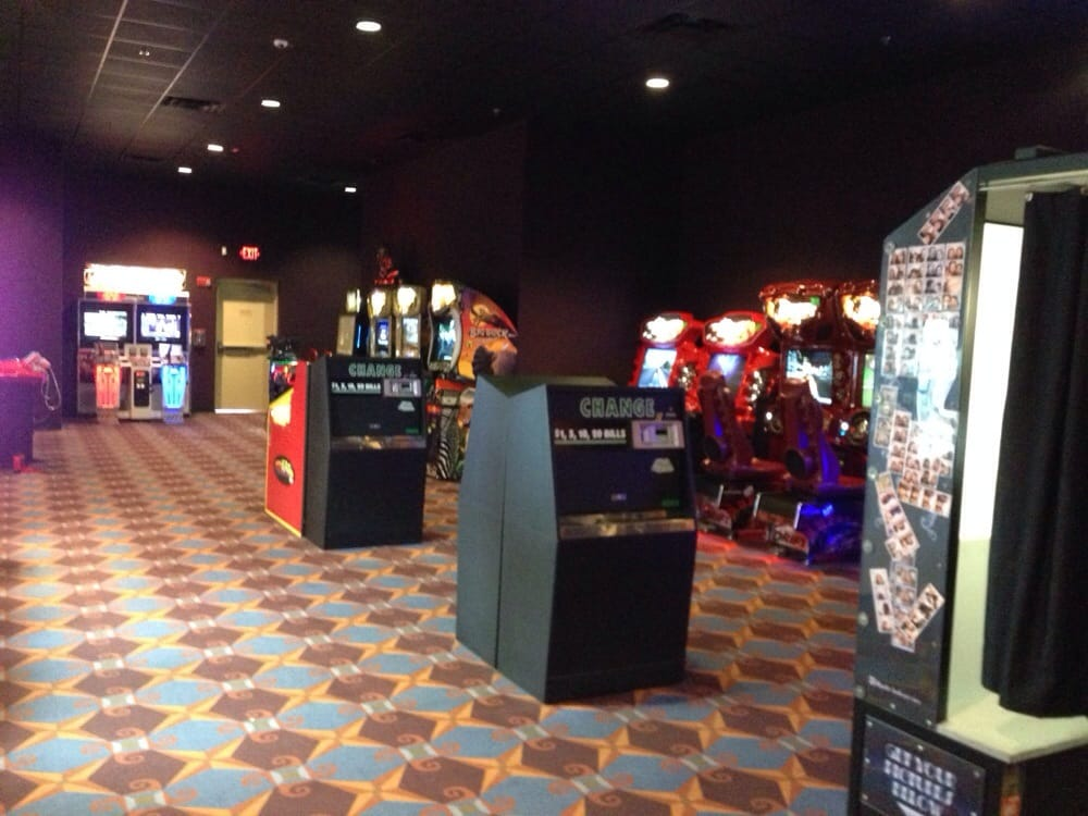 Arcade Area Yelp