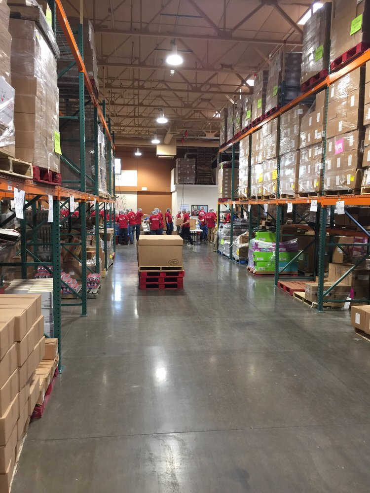 Midwest Food Bank: 725 E Baseline Rd, Gilbert, AZ