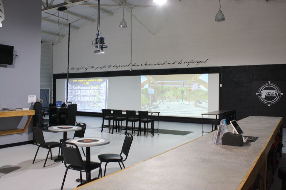 J-Rat Defense Lab: 225 W Morganton Rd, Southern Pines, NC