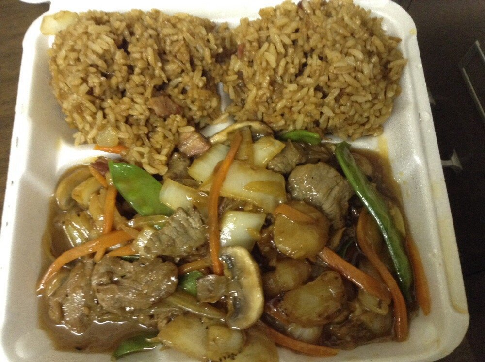 South Sea Chinese Restaurant: 260 East Ave, Lewiston, ME