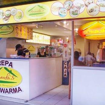 Amanda s shawarmas y arepas 25 fotos cocina rabe for Implementos de restaurante