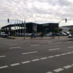 Europcar Car Rental Bornkampsweg 60 Bahrenfeld Hamburg