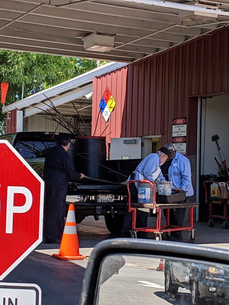 Delta Diablo Household Hazardous Waste Facility: 2550 Pittsburg Antioch Hwy, Pittsburg, CA