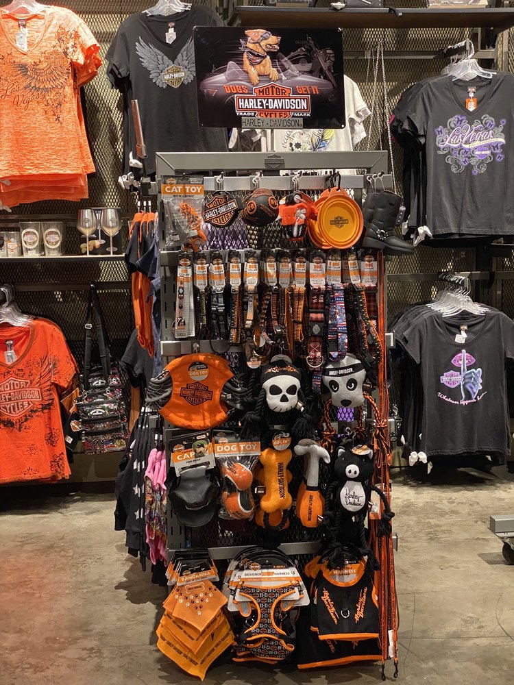 Las Vegas Harley-Davidson Shop