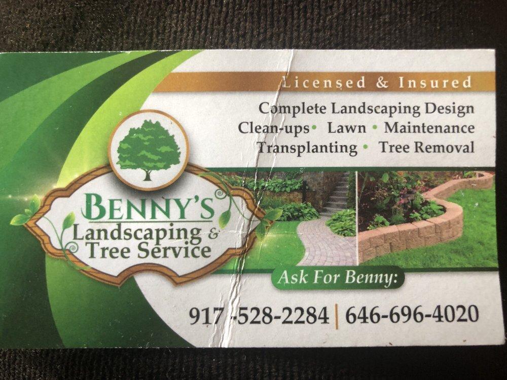 Benny's Landscaping & Tree Service: Brooklyn, NY