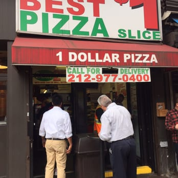 Dollar A Slice Pizza Hell S Kitchen