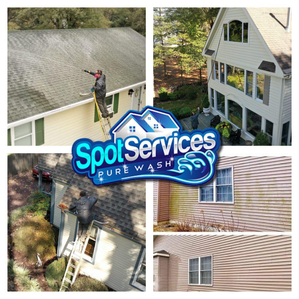 Spot Services Pure Wash: 7080 Lauren Ln, Easton, MD