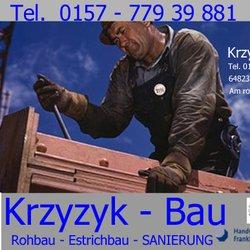 Krzyzyk Bau Angebot Erhalten Bauunternehmen Am Roten Rain 1