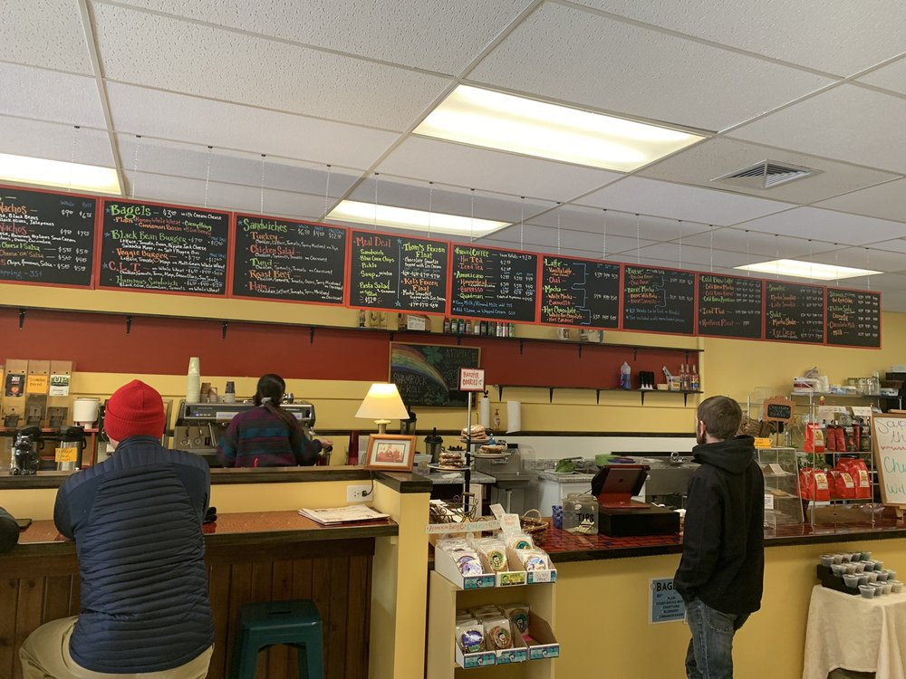 Red Rooster Coffee House: 218 S Main St, Aberdeen, SD