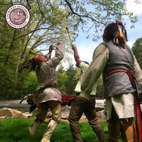 Oconaluftee Indian Village: 564 Tsali Blvd, Cherokee, NC