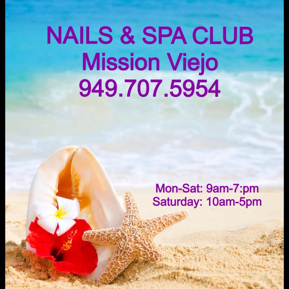 Nail & Spa Club - 142 Photos & 183 Reviews - Nail Salons - 23162 Los ...