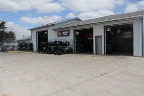 Surb's Tire: 210 N Walnut St, Crawfordsville, IN