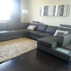 photo of 3rd i home decor calgary ab canada oasis leather sectional