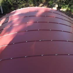 Elegant Photo Of Metal Roof Systems   Petaluma, CA, United States. Curved Metal Roof