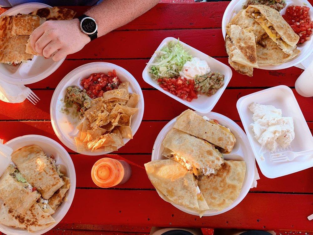 Cotija Taco Shop: 5 W Pacheco Blvd, Los Banos, CA