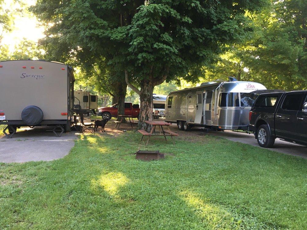 Renfro Valley KOA: 184 KOA Campground Rd, Mount Vernon, KY