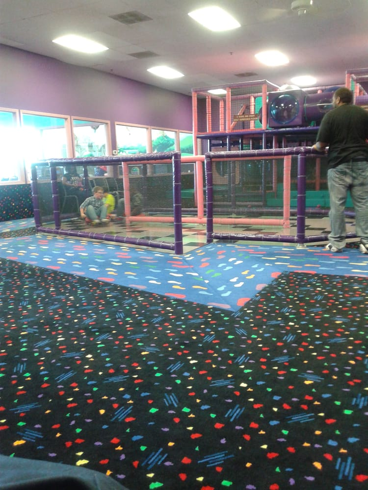 Enclose Play Area Great For The Little Ones Yelp