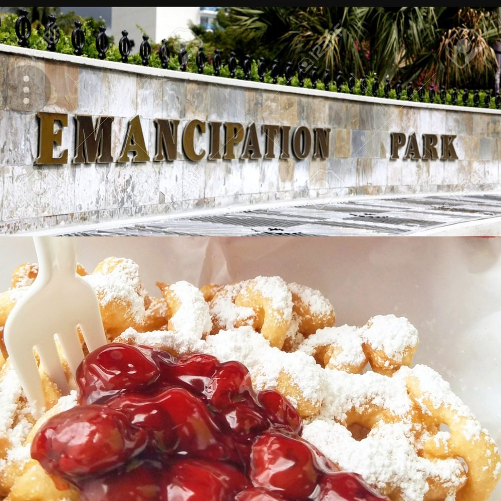 That Funnel Cake Place: 4830 Almeda, Houston, TX