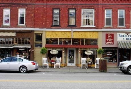 Rebecca's Family Restaurant: 144 W Erie St, Linesville, PA