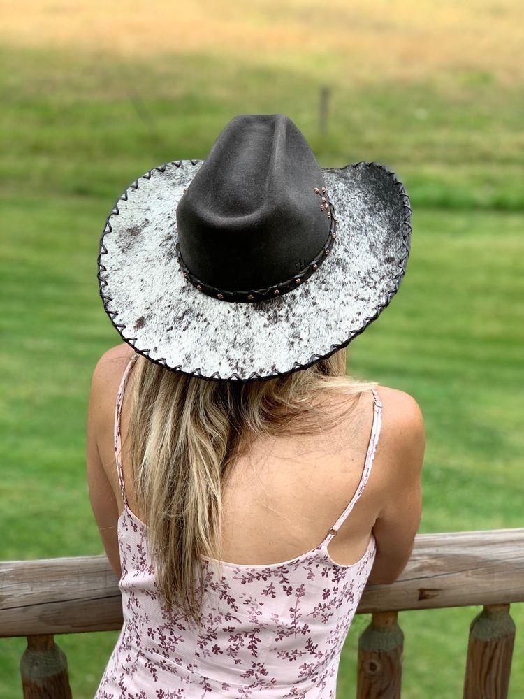 Double H Custom Hat Company: 117 S Main, Darby, MT