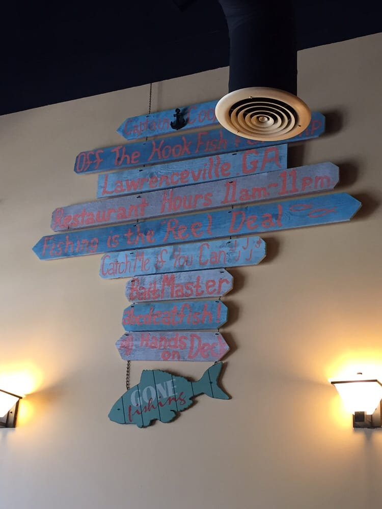 3059 Lawrenceville Hwy: Off The Hook Fish And Shrimp